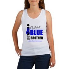 IWearBlue Brother Women's Tank Top