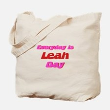 Everyday is Leah Day Tote Bag
