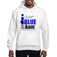 IWearBlue Aunt Hoodie
