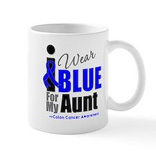 IWearBlue Aunt Mug