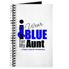 IWearBlue Aunt Journal