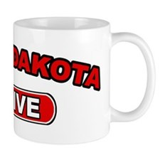 North Dakota Native Mug