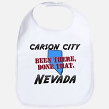 carson city nevada - been there, done that Bib
