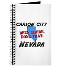 carson city nevada - been there, done that Journal