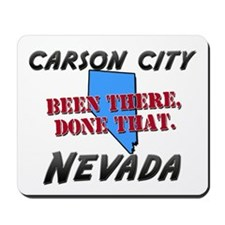 carson city nevada - been there, done that Mousepa