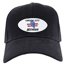 carson city nevada - been there, done that Baseball Hat