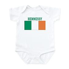 Hennessy (ireland flag) Infant Bodysuit