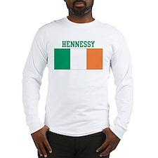Hennessy (ireland flag) Long Sleeve T-Shirt