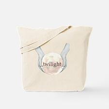Twilight Full Moon Tote Bag