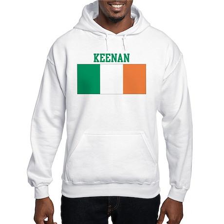Keenan (ireland flag) Hooded Sweatshirt