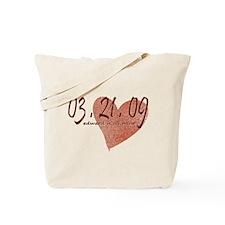 Twlight - 03.21.09 Tote Bag