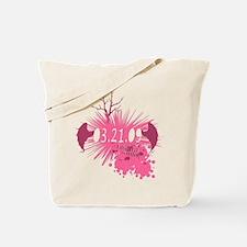 Retro Twilight - 03.21.09 Tote Bag