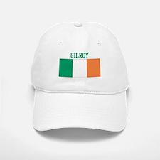 Gilroy (ireland flag) Baseball Baseball Cap