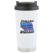 ogallala nebraska - been there, done that Stainles