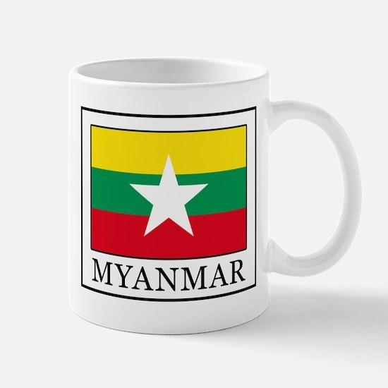 Myanmar Mugs
