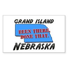 grand island nebraska - been there, done that Stic