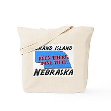 grand island nebraska - been there, done that Tote