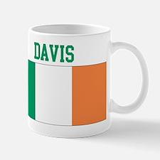 Davis (ireland flag) Mug