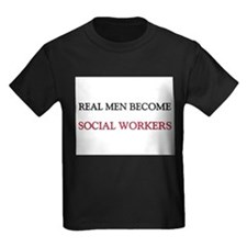 Real Men Become Social Workers T