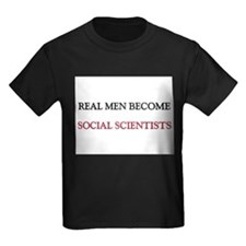Real Men Become Social Scientists T