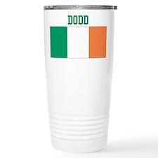 Dodd (ireland flag) Travel Coffee Mug