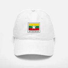 Myanmar Baseball Baseball Cap
