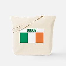 Dodds (ireland flag) Tote Bag