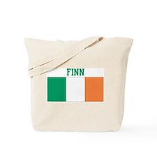 Finn (ireland flag) Tote Bag