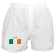 Finn (ireland flag) Boxer Shorts