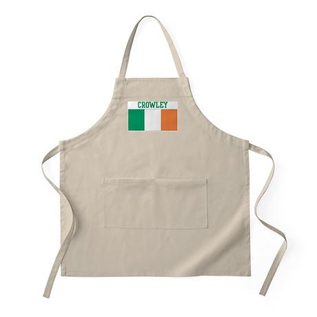 Crowley (ireland flag) BBQ Apron