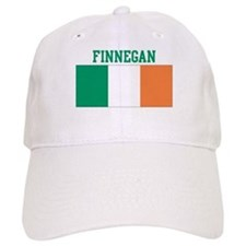 Finnegan (ireland flag) Baseball Cap