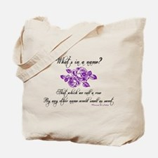 What's in a Name Tote Bag