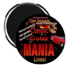 Quatro Classic Car Cruise Magnet
