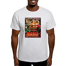 Classic Car Cruise Ash Grey T-Shirt