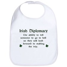 Irish Diplomacy Bib