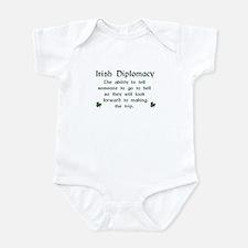Irish Diplomacy Infant Bodysuit