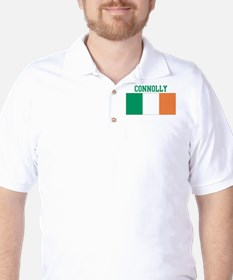 Connolly (ireland flag) Golf Shirt
