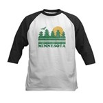Minnesota Kids Baseball Jersey