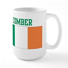 Comber (ireland flag) Ceramic Mugs