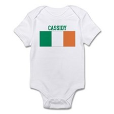 Caulfield (ireland flag) Infant Bodysuit