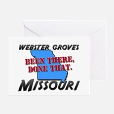 webster groves missouri - been there, done that Gr