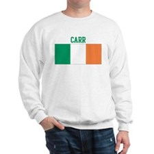 Carr (ireland flag) Sweatshirt