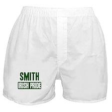 Smith irish pride Boxer Shorts