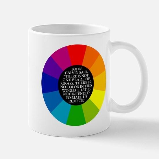 John Calvin-Color Mug