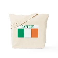 Caffrey (ireland flag) Tote Bag