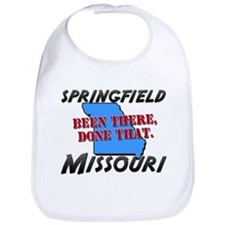 springfield missouri - been there, done that Bib