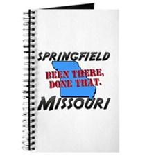 springfield missouri - been there, done that Journ