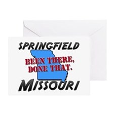 springfield missouri - been there, done that Greet