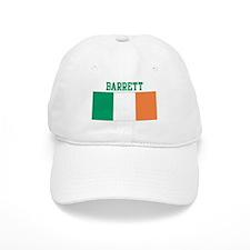 Barrett (ireland flag) Baseball Cap