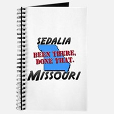 sedalia missouri - been there, done that Journal